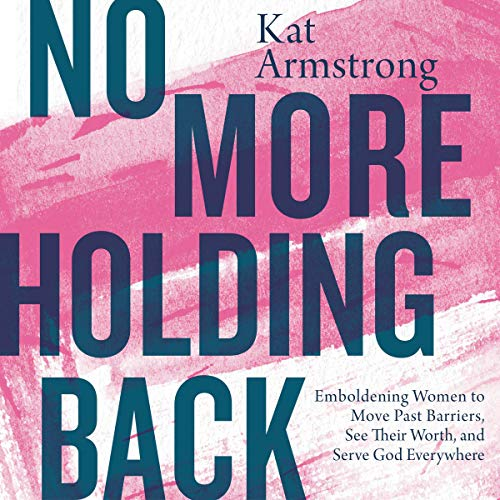Couverture de No More Holding Back