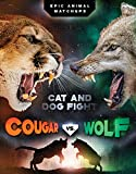 Cougar vs. Wolf: Cat and Dog Fight (Epic Animal Matchups)