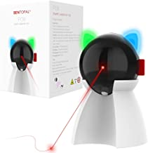 BENTOPAL Laser Cat Toys for Indoor Cats/Dogs, Interactive Cat Toys with Motion Activated
