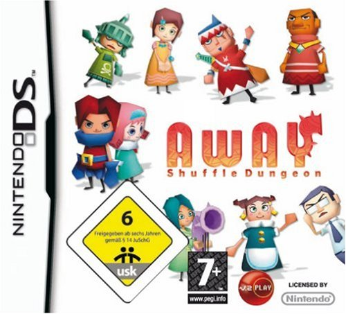 Away: Shuffle Dungeon [Edizione: Germania]