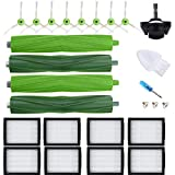 JoyBros 21-Pack Replacement Parts Compatible for iRobot Roomba E5 E6 i6 i6+ i3 i3+ i4 i4+ i7 i7+ i8+ Plus HEPA Filter Brush Roller Replenishment Accessroies