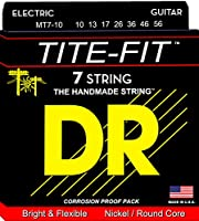 DR TITE-FIT エレキギター弦 DR-MT710