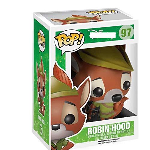 POP Movie : Robin Hood 3.9inch Vinyl Gift for Boys Cartoon Fans SuperCollection