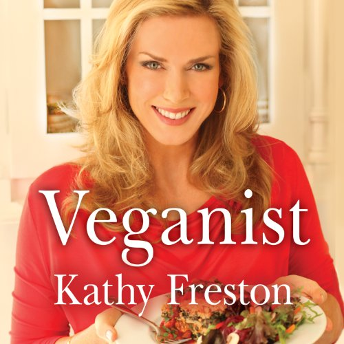 Veganist audiobook cover art