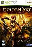 Séga Hache d'or: Beast Rider - Xbox 360