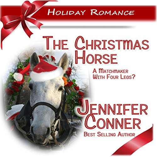 The Christmas Horse audiobook cover art