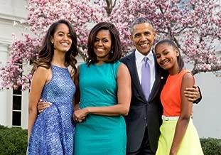 barack obama's family photo