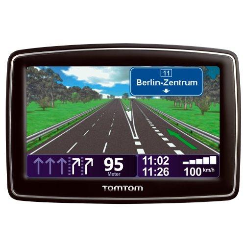 TomTom XL IQ RoutesTM-Edition Europe mit TMC (42 Länderkarten, Fahrspurassistent, Text-to-Speech, Intelligente Routenberechnung,TMC)