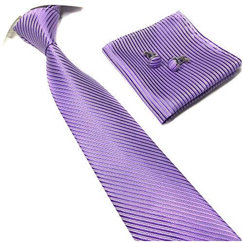 Corbatas Formal Clásica para Hombre Corbata de Color sólido para ...