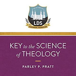 Key to the Science of Theology (Annotated) audiobook cover art