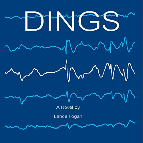 Dings audiobook cover art