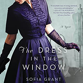 The Dress in the Window audiobook cover art