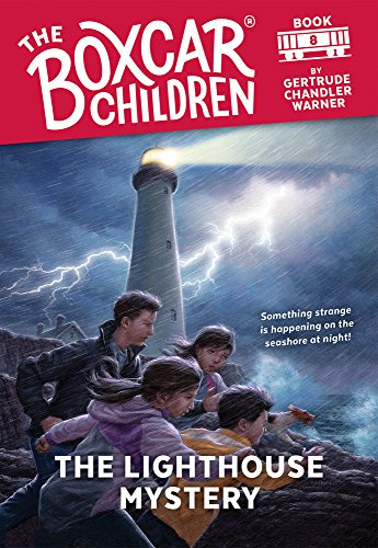 The Lighthouse Mystery (8) (The Boxcar Children Mysteries)