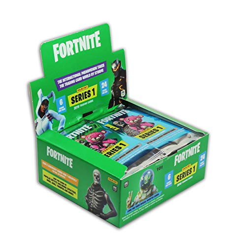 24Fundas Fortnite Trading Cards Game, 2506–004