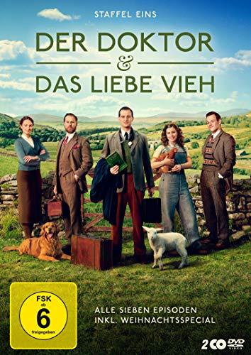 Der Doktor und das liebe Vieh - Staffel Eins [2 DVDs]