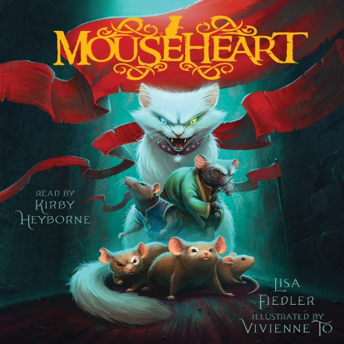 Mouseheart audiobook cover art