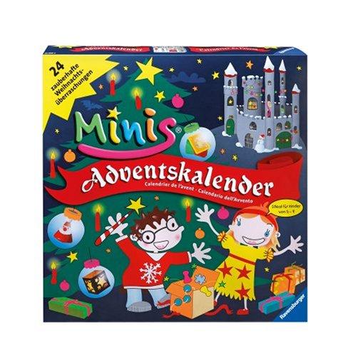 Ravensburger Minis® Adventskalender