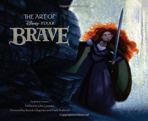 The Art of Brave (Disney: Pixar)