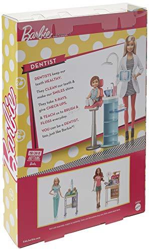 Barbie Carrière Dentiste Ensemble Poupée - 2