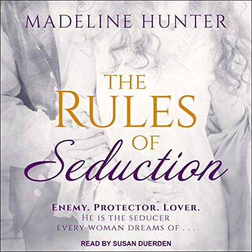 The Rules of Seduction Audiobook By Madeline Hunter cover art