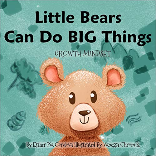 Little Bears Can Do Big Things cover art