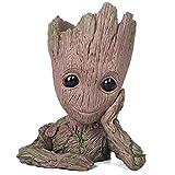 thematys Baby Groot Blumentopf - Innovative Action-Figur für Pflanzen & Stifte aus dem...