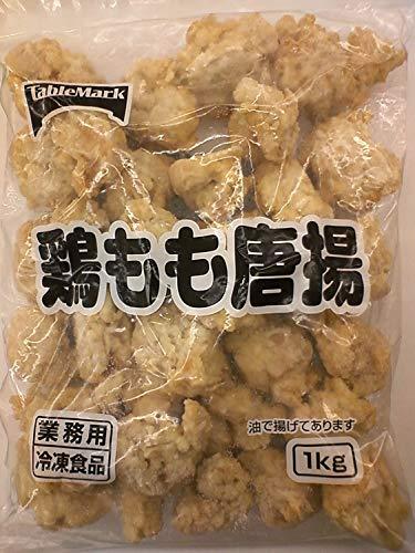 [冷凍]テーブルマーク 鶏もも唐揚げ (1kg)