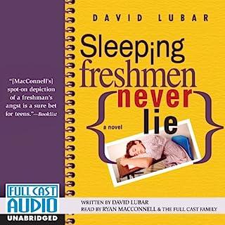 Sleeping Freshmen Never Lie cover art