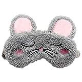 Aniwon Schlafmaske Mode Maus Augenbinde Eyeshade Schlafaugenschutz Schlafaugenmaske Für Reisen Hause