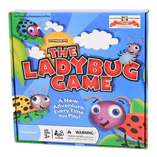 The Ladybug Game | Great First Board...
