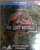 Jurassic Park: The Lost World - Steelbook (Blu-ray) zavvi