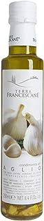 2er Pack Terre Francescane - Knoblauch-Öl - Extra Natives Olivenöl mit Knoblauch 2 x 250 ml