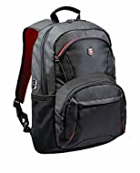 This black backpack is perfect for storing your 15 inch MacBook or Windows Laptop - With its padded sleeve you can rest assured your laptop will be safe at all times no matter where you are going This mens/womens large rucksack comes with a number of...