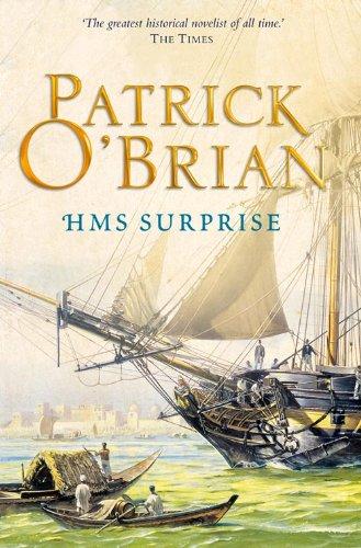 HMS Surprise (Aubrey/Maturin Series, Book 3) (Aubrey & Maturin series) (English Edition)