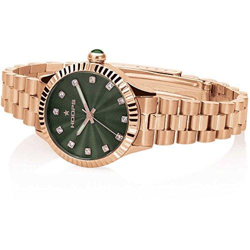 Orologio Donna Luxury Diamonds Rose Gold Bronzo 2569LD-RG03 - Hoops