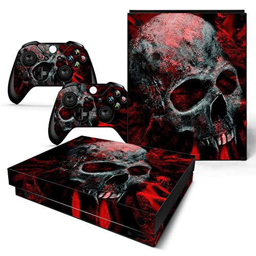 Vinilo Xbox One X Marca Mcbazel