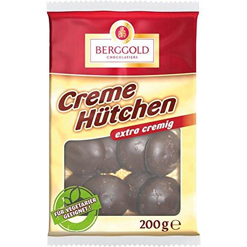 Berggold Creme Hütchen