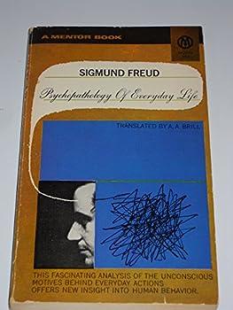 Paperback Psychopathology of Everyday Life Book