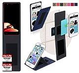 Hülle für Elephone P8 Mini 2017 Tasche Cover Hülle Bumper   Blau   Testsieger