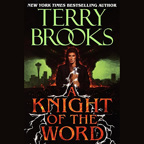 A Knight of the Word audiobook cover art