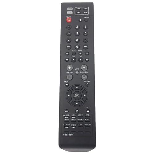 Qinyun AH59–01907K télécommande pour Samsung Système home cinéma Ht-x710t/XAA