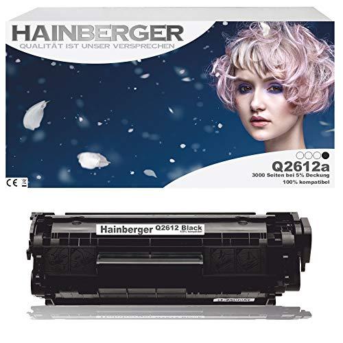 Hainberger Toner ersetzt Q2612a für HP Laserjet 1010/1020
