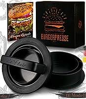 🍔 𝗛𝗔𝗠𝗕𝗨𝗥𝗚𝗘𝗥𝗣𝗥𝗘𝗦𝗦𝗘 𝗡𝗘𝗨𝗘𝗦 𝗠𝗢𝗗𝗘𝗟𝗟 𝟮𝟬𝟭𝟵 𝗞𝗜𝗧 𝟰𝗶𝗻𝟭 - Überrasche deine Gäste mit der extra großen Form, damit auch du große Burger deinen Freunden pressen kannst. Du kannst aber auch Mini-Burger mit der kleinen Form oder Classic-Burger zubereiten. Das 4 in ...