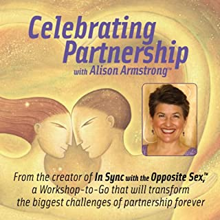 Celebrating Partnership with Alison Armstrong audiobook cover art