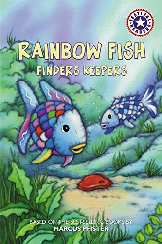 Rainbow Fish: Finders Keepers (Festival Readers)