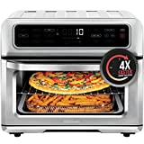 CHEFMAN Air Fryer Toaster Oven XL 20L, Healthy Cooking & User Friendly, Countertop Convection Bake &...