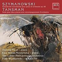 Sym Concertante Pno/Orch Op. 6
