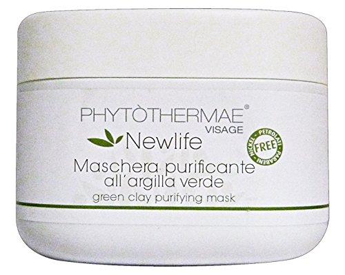 PHYTOTHERMAE Maschera Viso Purificante ARGILLA Verde 500 Ml. 60016* Soins du visage