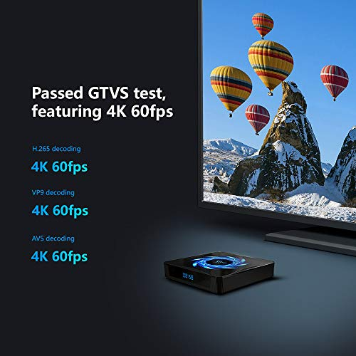 Smart TV Box X96Q Max Android 10.0 Boîte TV allwinner H616 Lecteur Multimédia De Diffusion en Continu 4GB 64GB 2.4G 5G Dual WiFi 4K Media Player BT5.0 Youtube Set Top Box with G30s Air Mouse