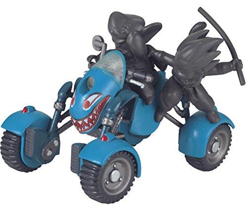 Bandai Model Kit-56626 56626 Dragon Ball Mecha Collection-Oolong Road Buggy, 17619